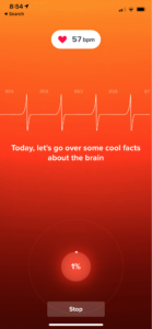 heart rate variability - welltory app